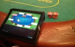 Notes At Poker Table 240x150