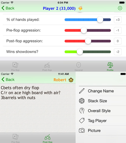 Review: Poker Notes Live App - Somuchpoker