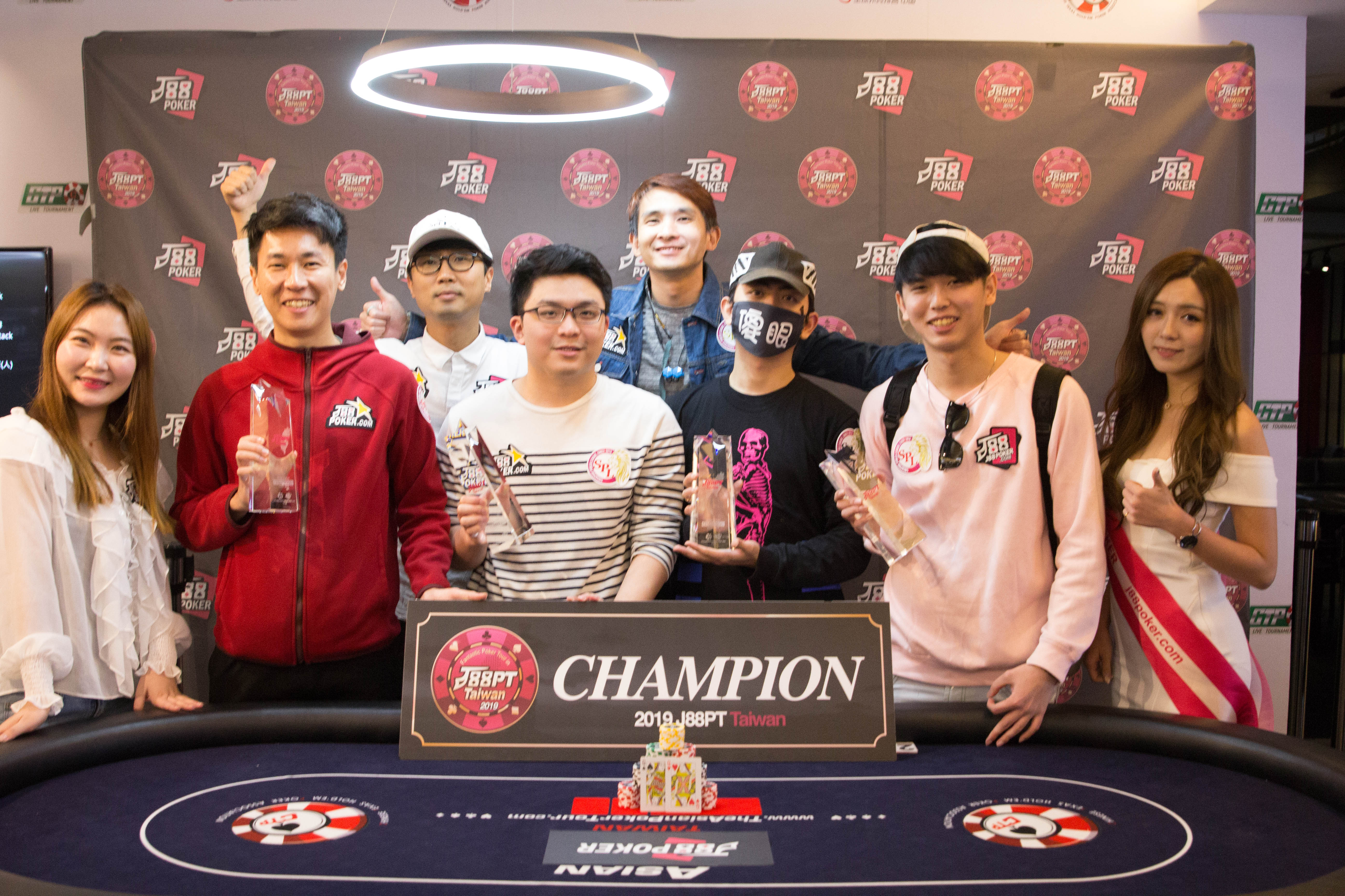 Team SPL wins the J88Poker Tour Team Event
