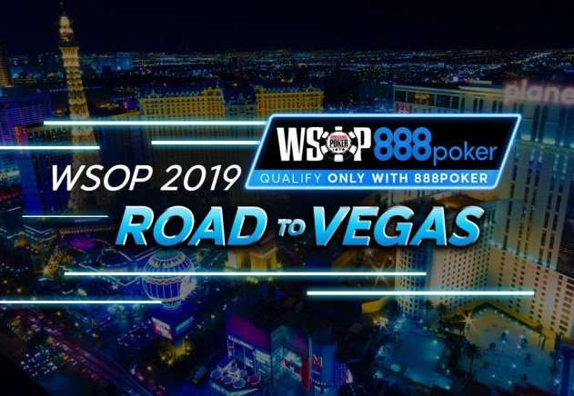 Guide: How to qualify online for the 2019 WSOP?