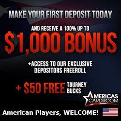 $50 Free ACR