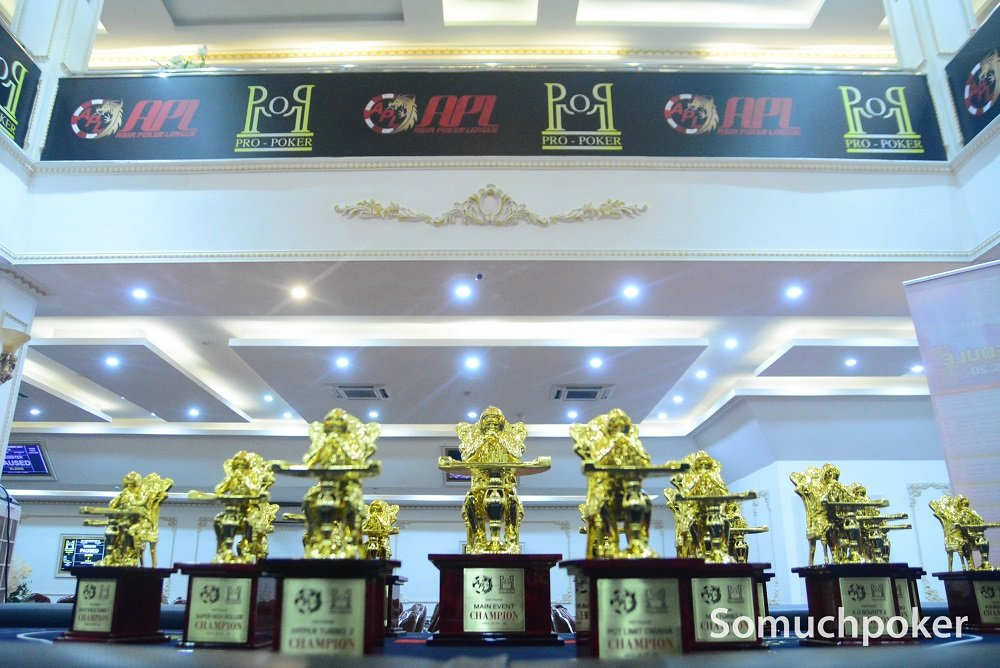 APL Vietnam in full swing; VND 8 Billion GTD Main Event begins; early side event winners