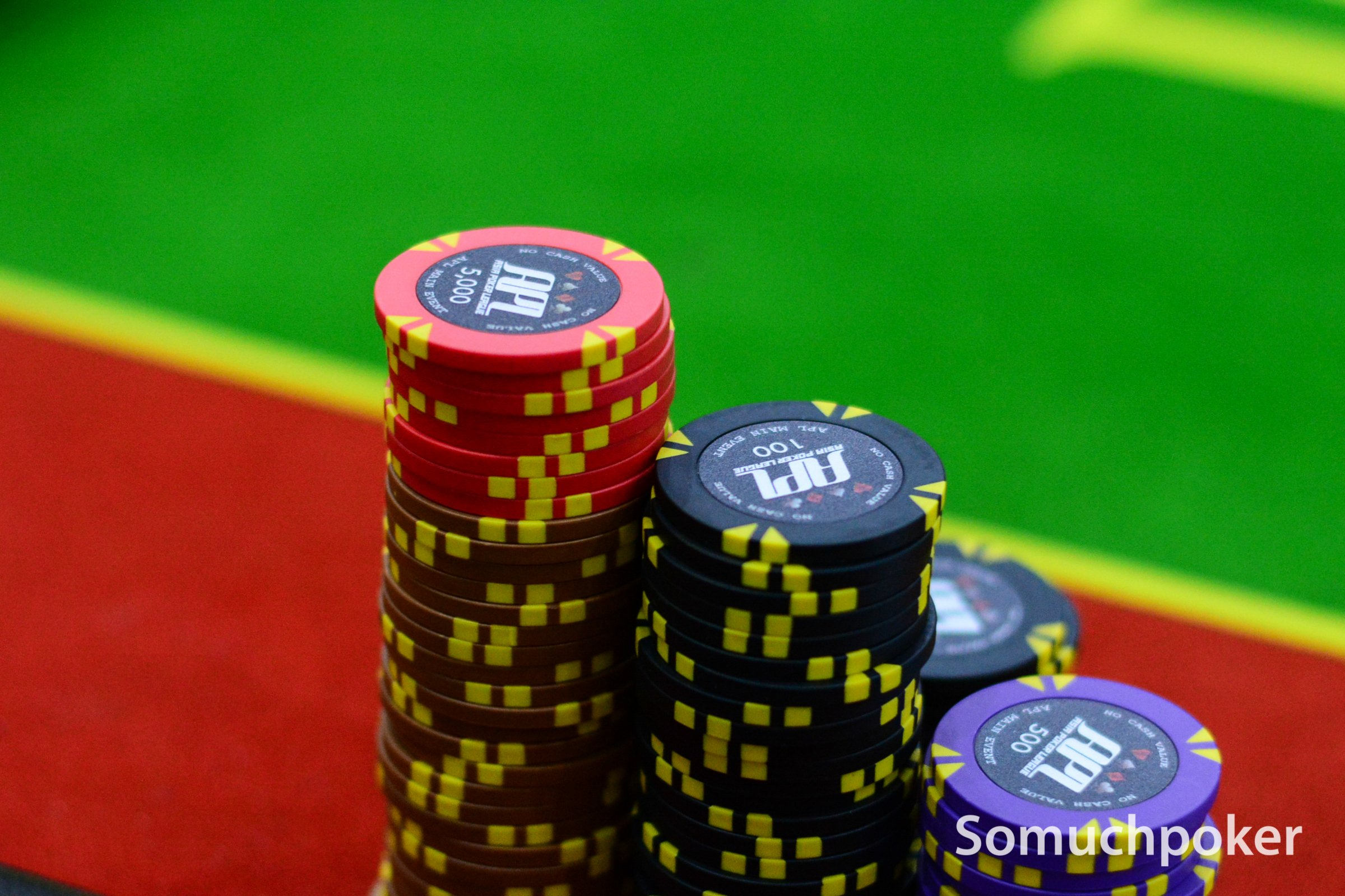 APL Vietnam 2019 Main Event - Day 1C Chip Counts