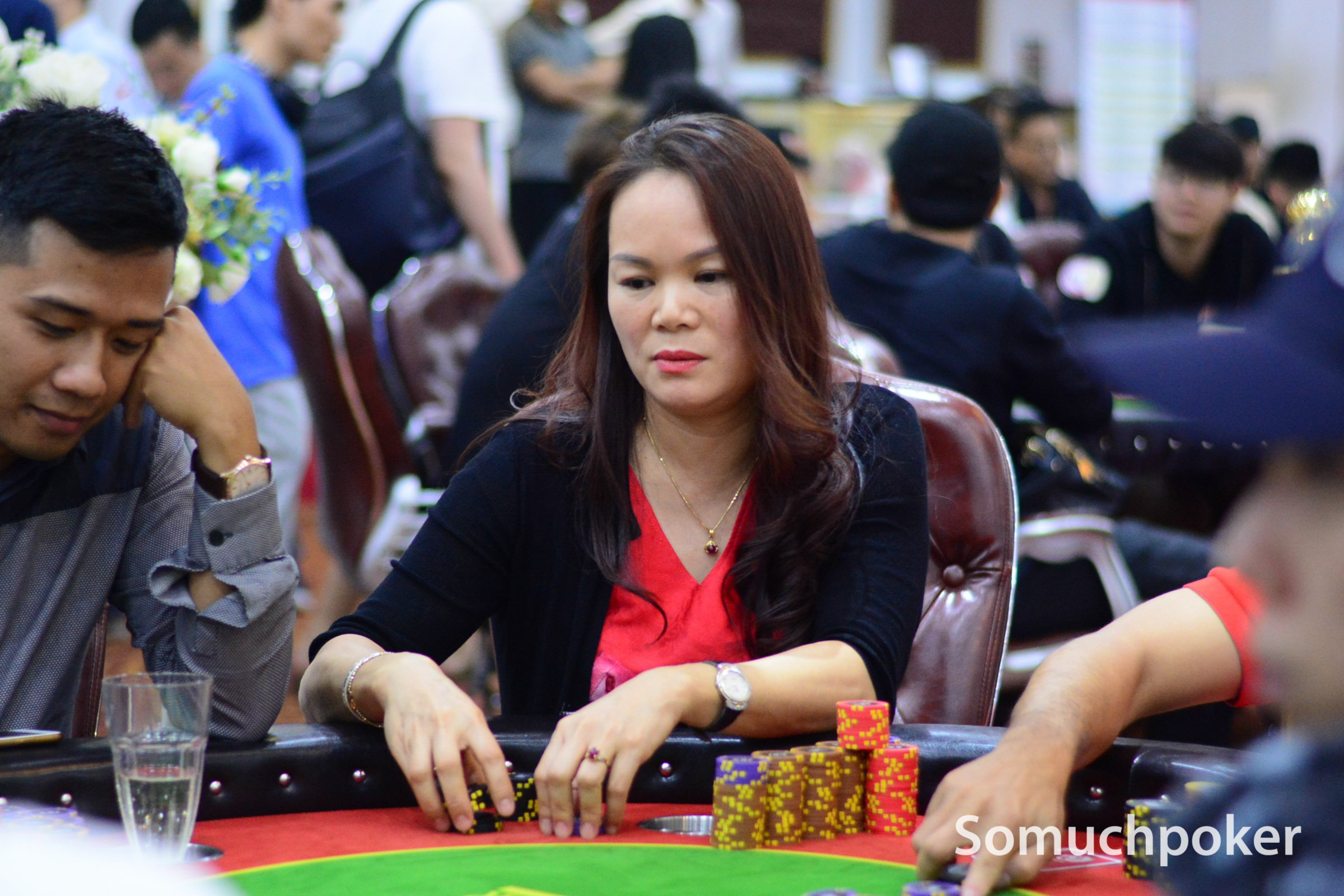 APL Vietnam: Main Event Day 1A ends with Nguyen Thi Hien Hoa way ahead; Jack En-Ching Wu crushes the Kickoff