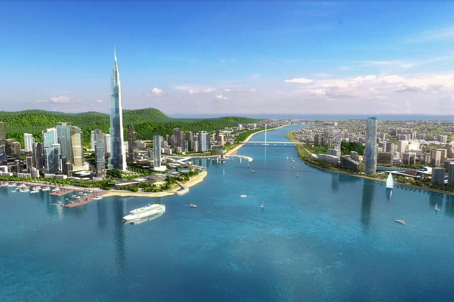 Macau's new super development: Hengqin Island