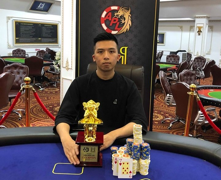 Asia Poker League wraps up in Vietnam with several big winners