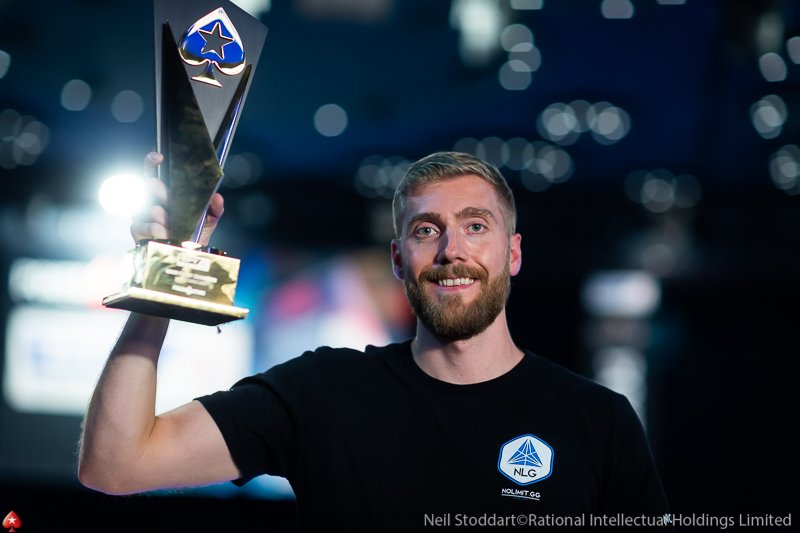 China's Wei Huang runner-up to Manig Loeser in EPT Monte Carlo Main Event
