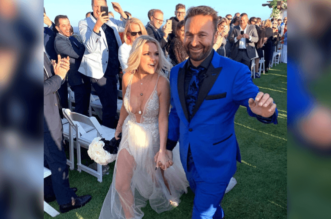 In Brief:  Daniel Negreanu gets married, Jungleman rates himself as the greatest player of all time