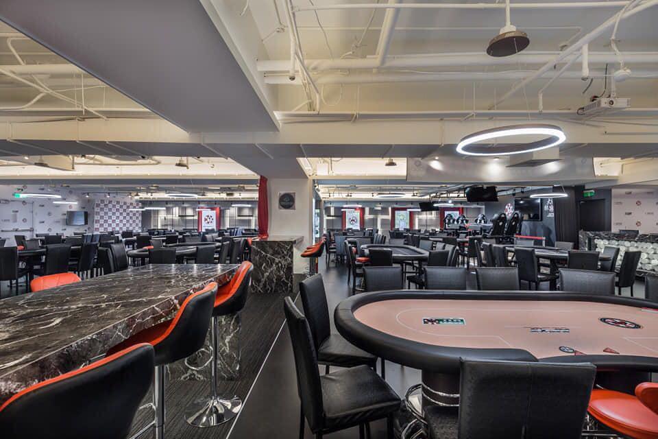 CPT Poker Room