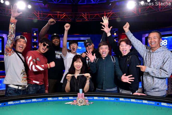 WSOP 2019: Chidwick and Schwartz claim Gold as Jiyoung Kim wins bracelet for Korea