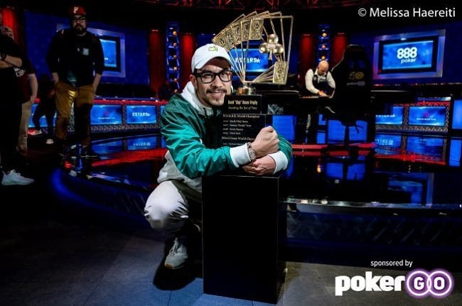 WSOP 2019: Phil Hui Wins $50K Player's Championship, Negreanu, Seidel and Ivey go close