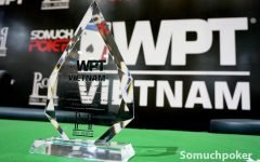 WPT Vietnam Trophy 240x150