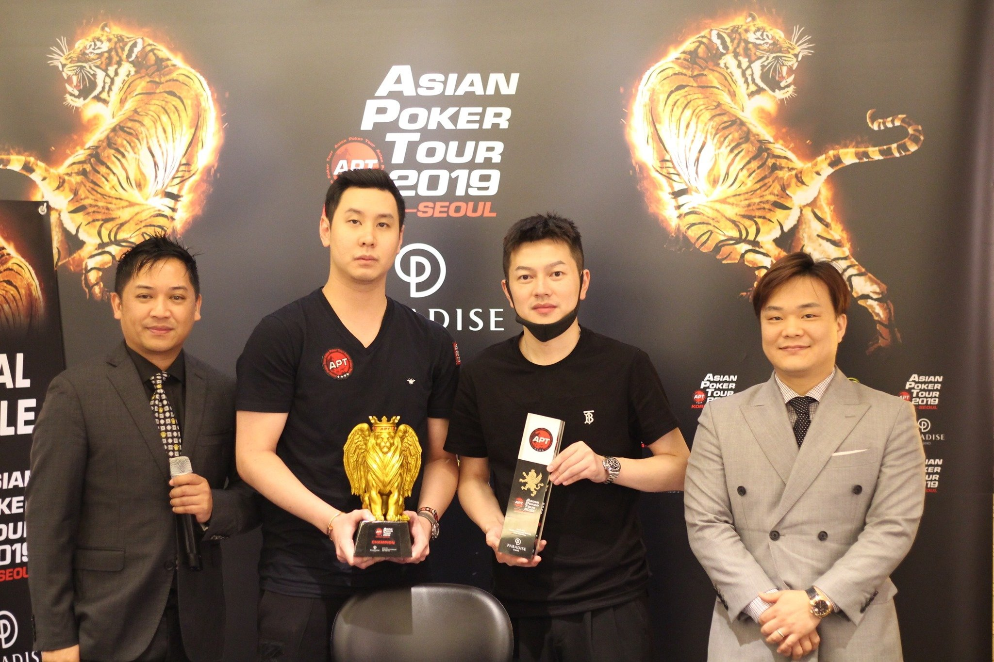 APT Korea Seoul 2019: Punnat Punsri ships the Championships Event; Edward Yam wins Player of the Series