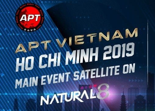APT Ho Chi Minh Online Satellites on Natural8 - 4 seats guaranteed