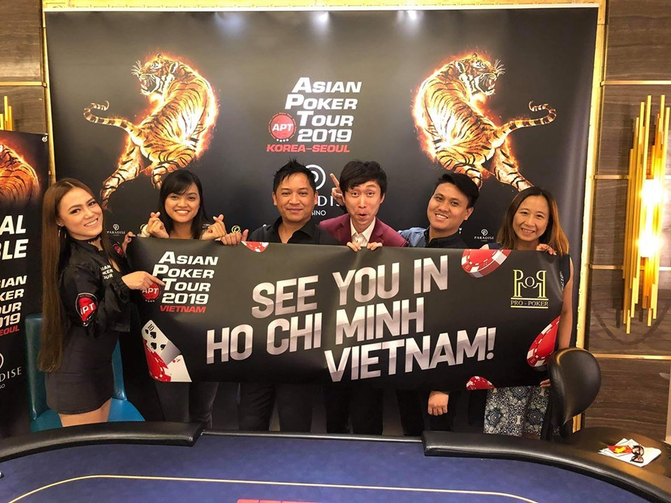 APT Vietnam Ho Chi Minh 2019 right around the corner