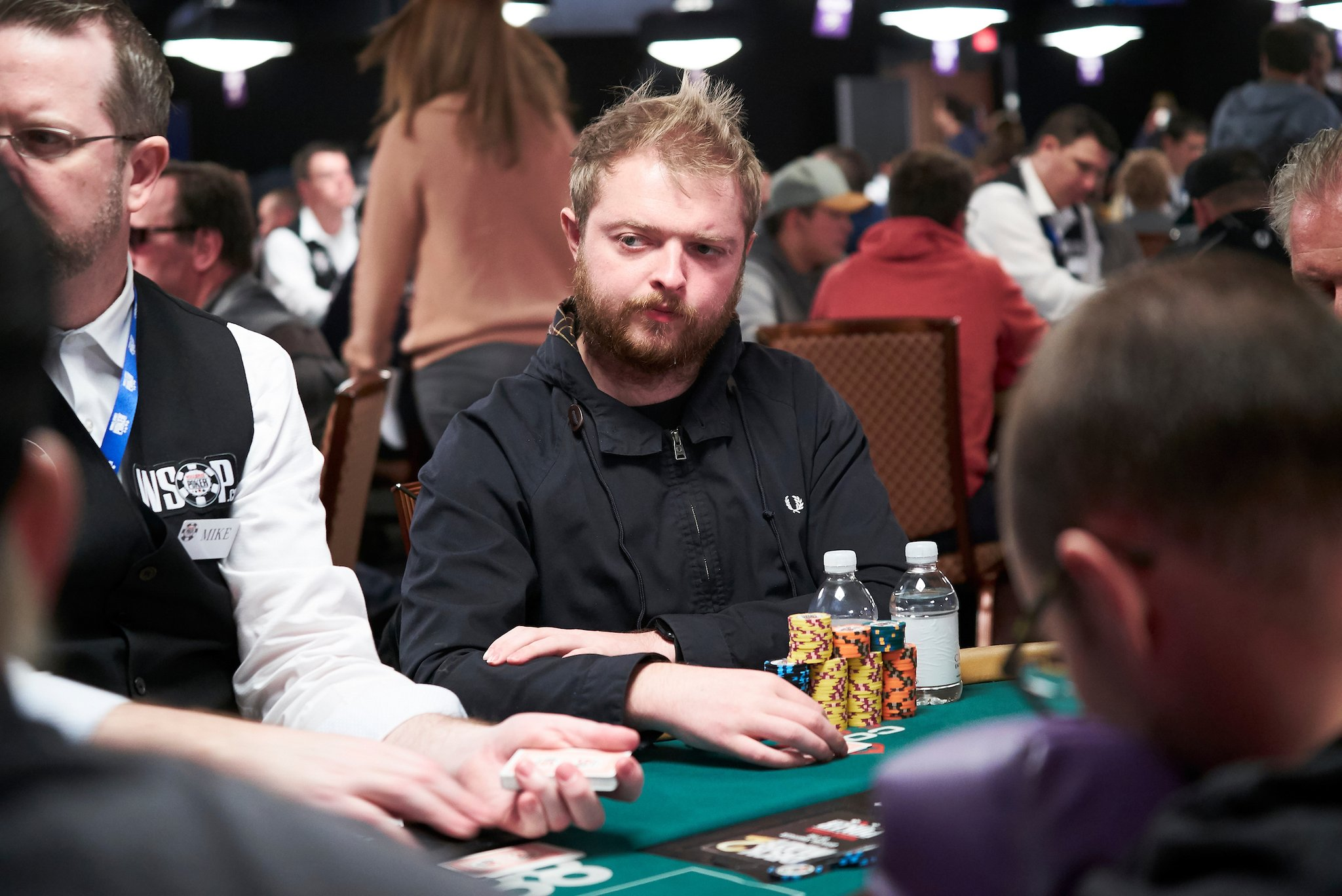 WSOP 2019 Main Event Day 1B: Adam Owen takes the lead; Numerous Asian pros make it to day 2