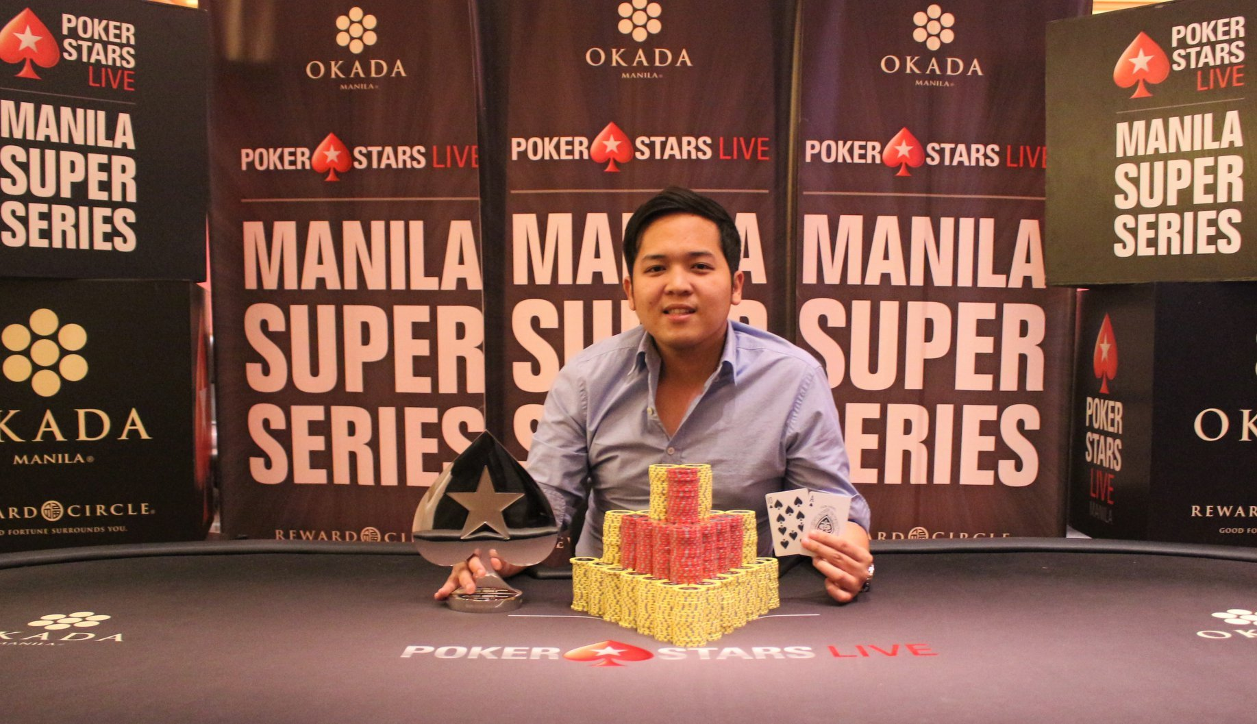Locals dominate Manila Super Series 11: Alexis Lim wins the Main Event; Kim Enriquez wins the opener