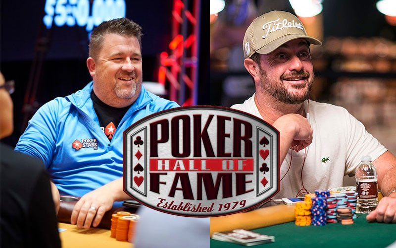 David Oppenheim and Chris Moneymaker inducted into Poker Hall of Fame