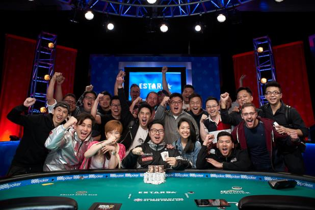 WSOP 2019: Daniel Tang wins his first WSOP gold at the Final Fifty High Roller