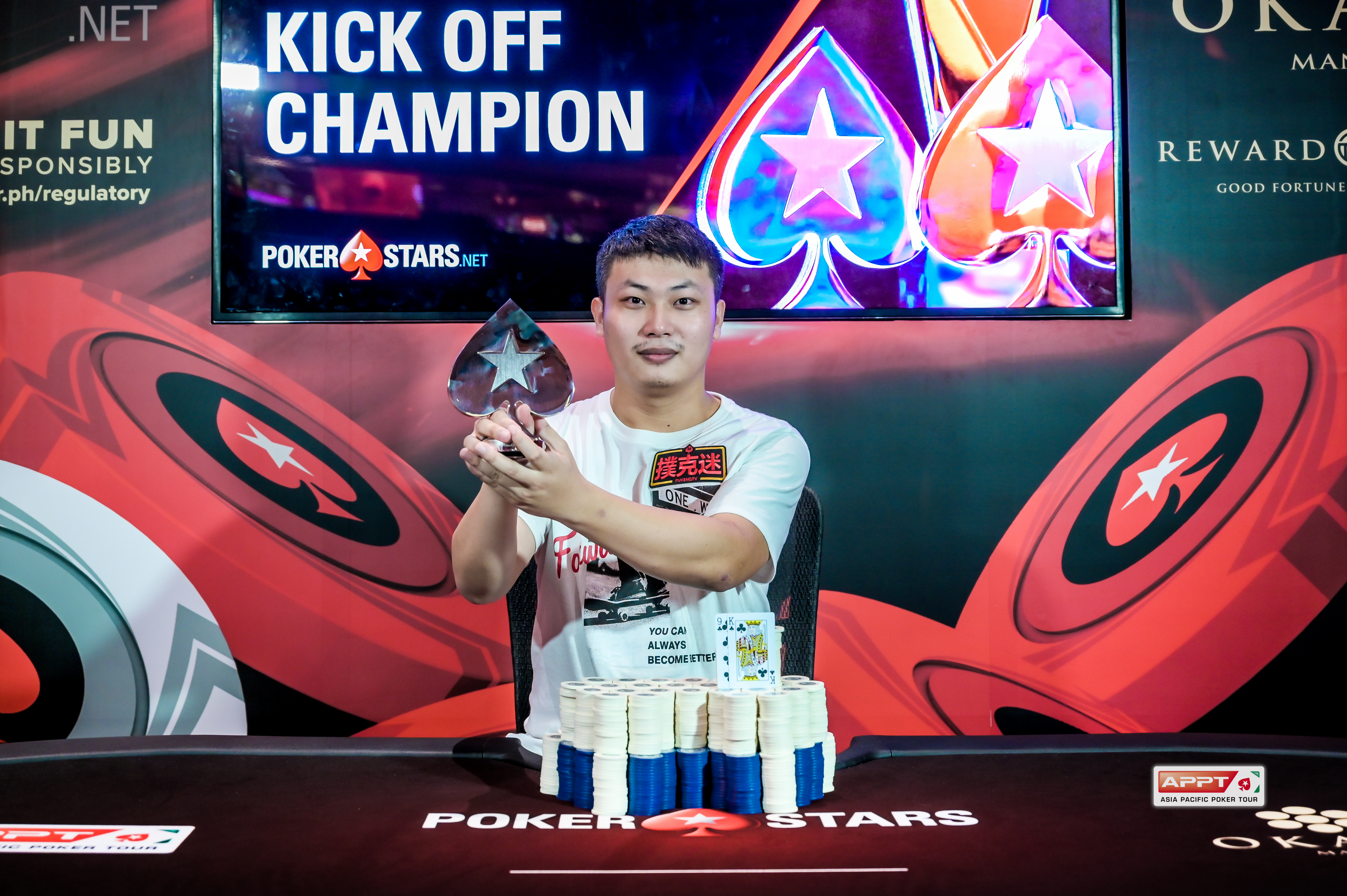 APPT Manila: Jinlong Hu wins Kickoff; three side events conclude