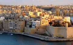 Fort_St._Michael_at_Malta_(sunset)