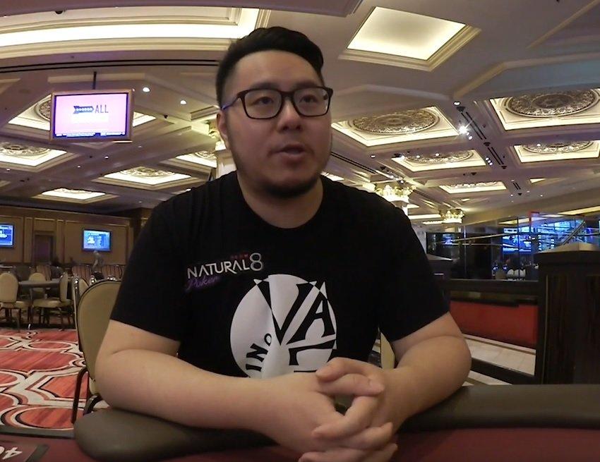 Interview with WSOP bracelet winner Danny Tang