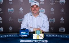 Jason Gray - 2019 The Star Sydney Champs$5K Challenge Winner
