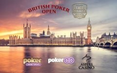 London High stakes Poker