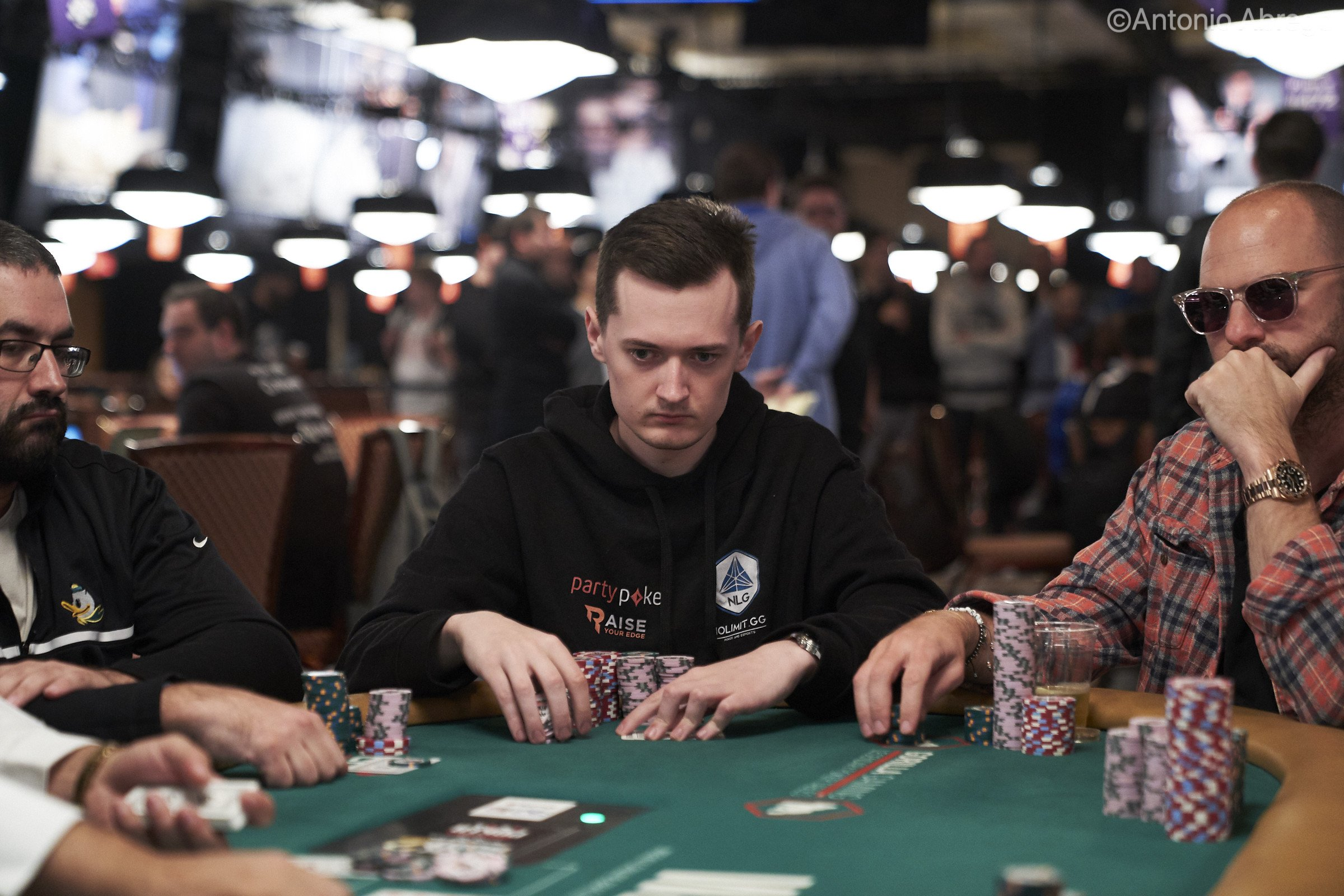 WSOP 2019: Nicholas Marchington leads the Main Event; Sam Greenwood eliminated in brutal fashion