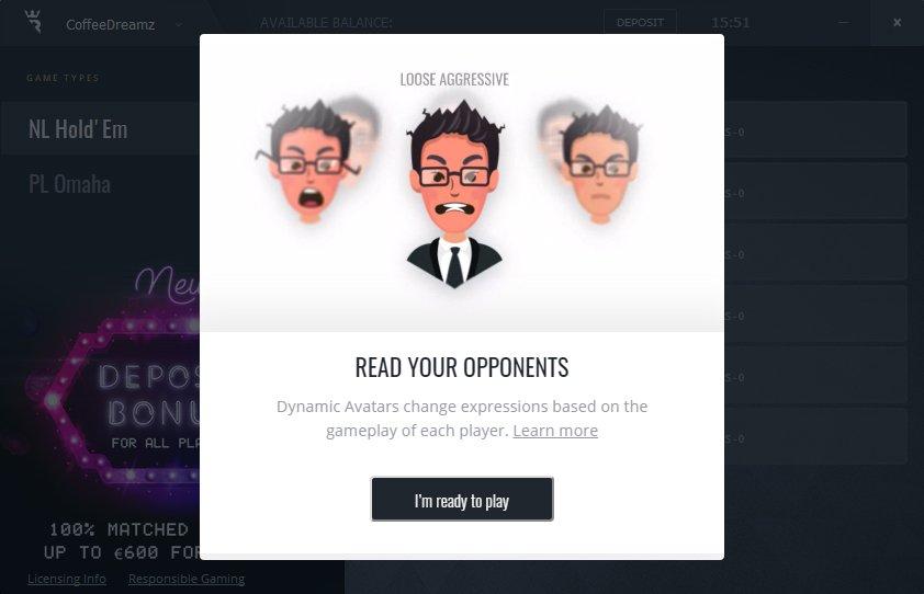 Run it Once dynamic avatars