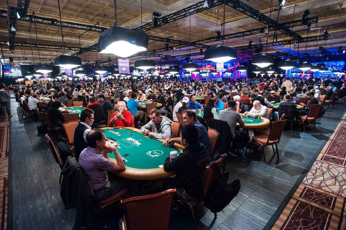 WSOP Main Event 2019: Crazy day at the Rio for biggest ever Day 1C!