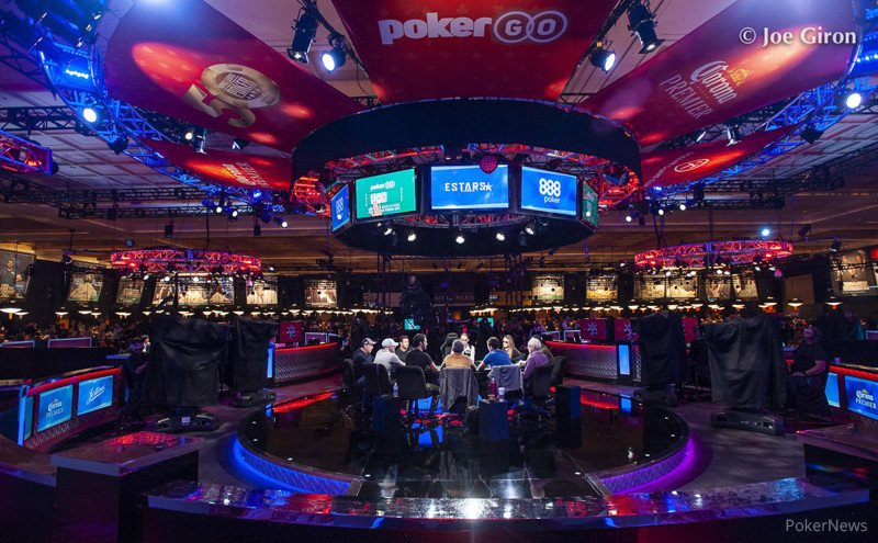 WSOP Main Event takes off; Day 1A field sees 44% increase from 2018