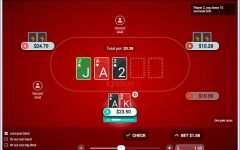 Ignition Poker Table 240x150
