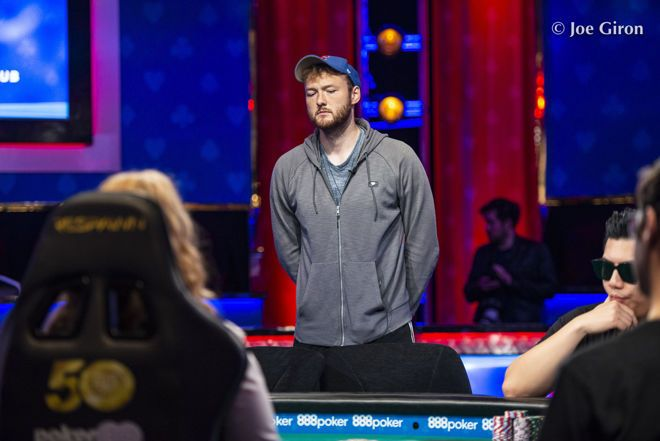 Kevin Maahs Photo WSOP
