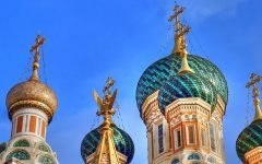 russian-basilica-in-moscow-russia