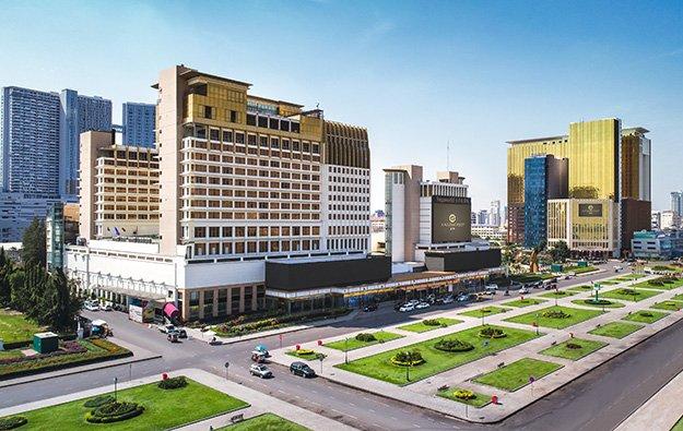"Nagaworld Resorts receives green light for a $3.5 billion extension named ""Naga 3"""