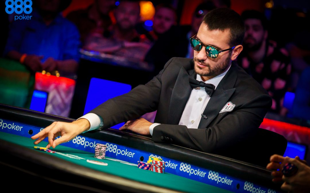 Interview with WSOP Main Event Runner-Up Dario Sammartino