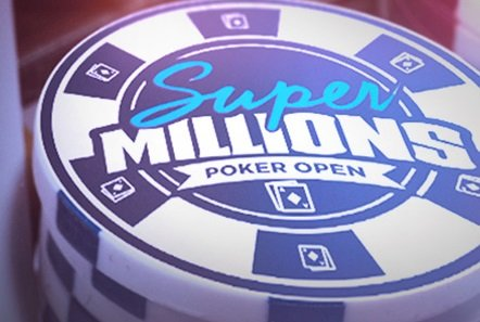 $5M Super Millions Poker Open running now on Bodog and Ignition