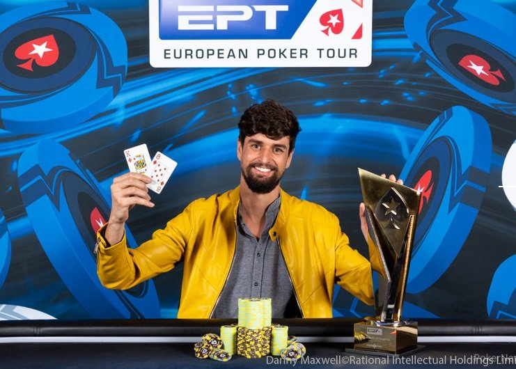 Side event champions crowned at EPT Barcelona as Chen, Tang and Soyza go deep
