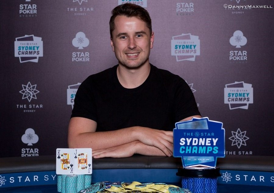 Sydney Championships 2019: Hamish Crawshaw wins Main Event as Sean Ragozzini takes High-Roller title