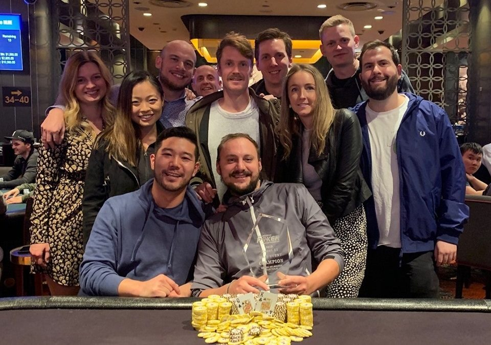 Melbourne Poker Championship: Jordan Westmoreland wins Main Event for AU$177,563