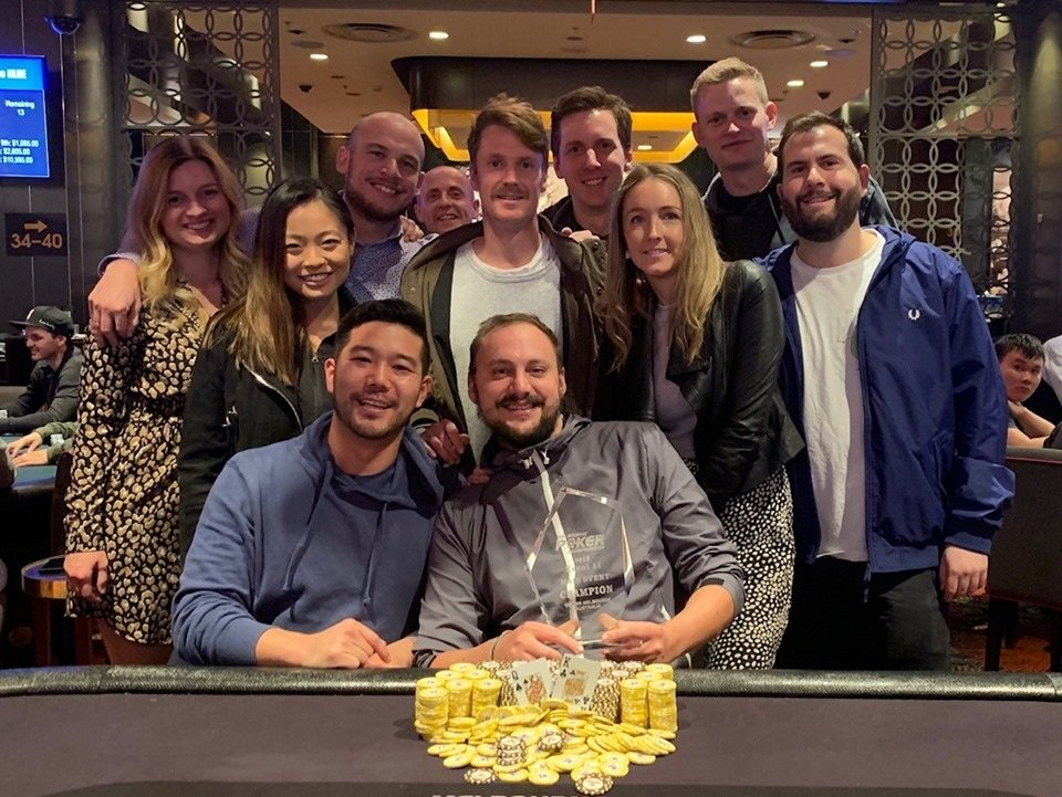 Melbourne Poker Championship: Jordan Westmoreland wins Main Event for AU$177,563