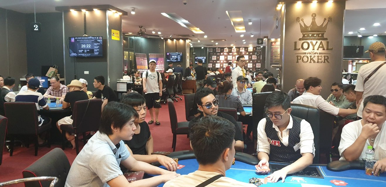 A huge 503 turnout at inaugural APL Hanoi Main Event; Quang Nguyen denies SJ Kim the High Roller title