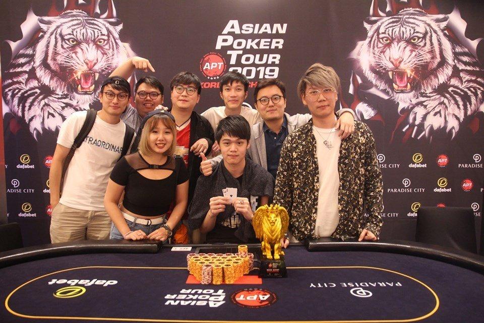 APT Korea Incheon: Tsang Hang ships the Main Event; Pete Chen & Hung Sheng Lin among early winners