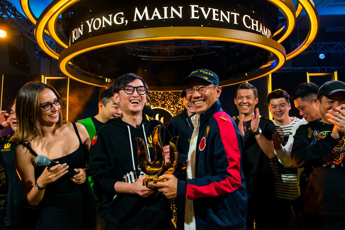 Wai Kin Yong takes Triton London Main Event Title; Carrel and Loeliger also lift trophies