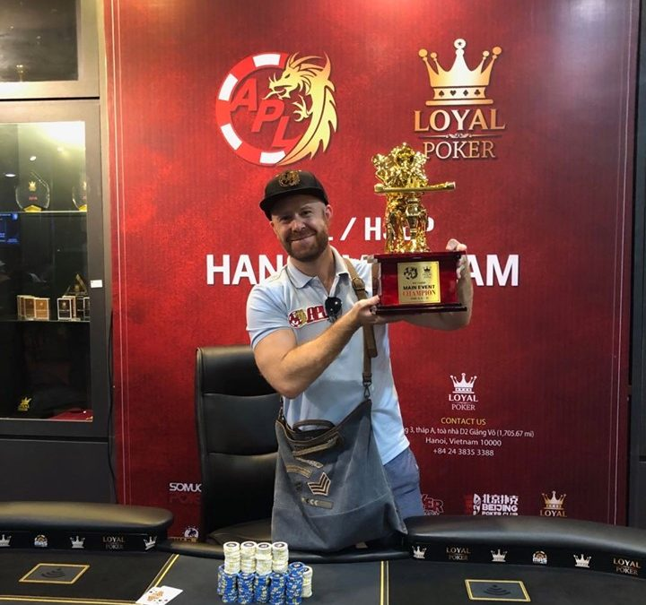 APL Hanoi: UK's Sam Beesley wins the Main Event; Tran Nam Trung banks the High Rollers; final winners