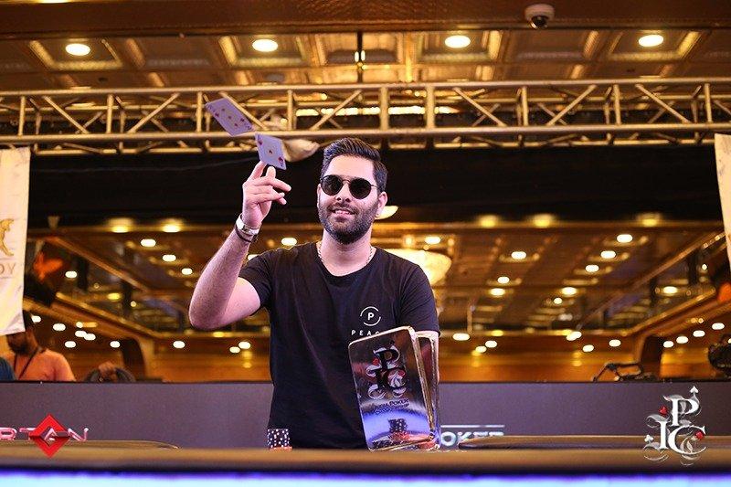 IPC: Raj Talwar tops biggest Main Event field seen in India