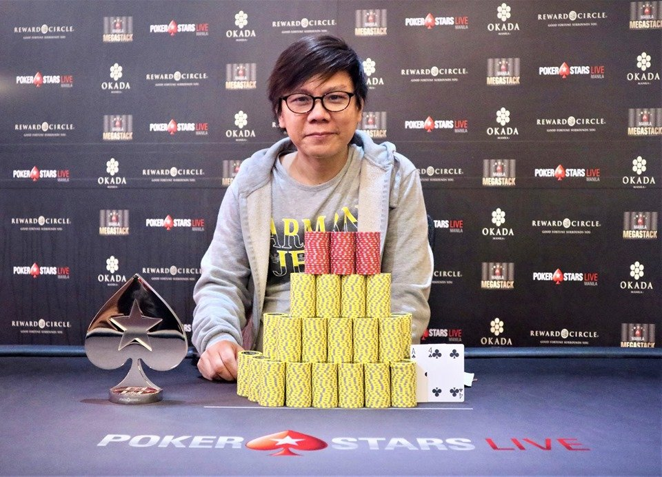 Manila Megastack 13: Henrik Tollefsen among early winners; Rommel Angeles wins Kickoff
