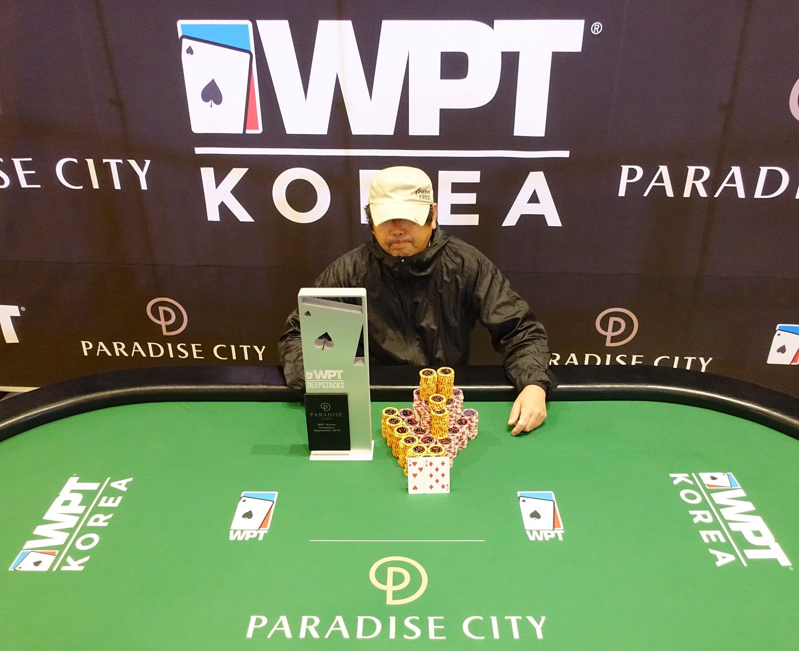 Tadashi Takei takes WPT Korea Main Event title for KRW108,170,000 (US$90,582)