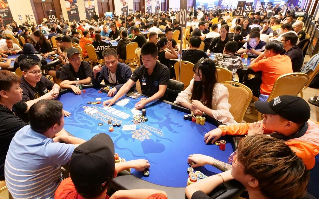 China Poker Games revealed: Interview with Mr. Li, President of Hainan Poker Association